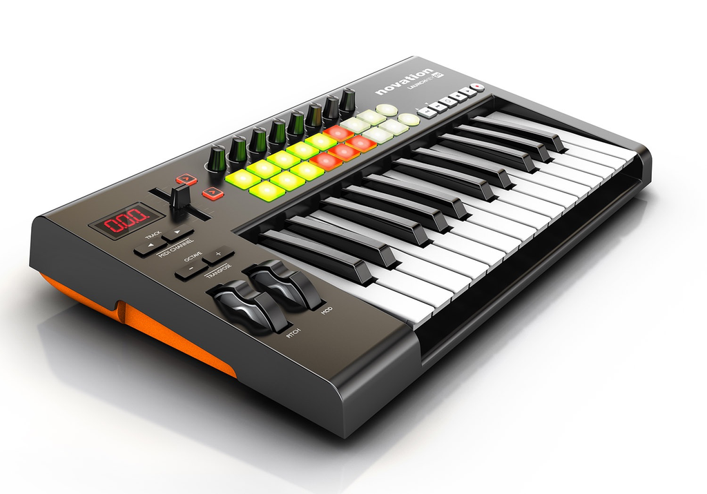 NOVATION - LAUNCHKEY 25 CONTROLLER KEYBOARD