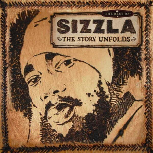 SIZZLA - STORY UNFOLDS: BEST OF 2LP