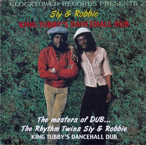 SLY & ROBBIE - KING TUBBY'S DANCEHALL STYLE DUB LP