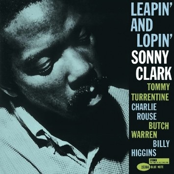 SONNY CLARK - LEAPIN AND LOPIN LP