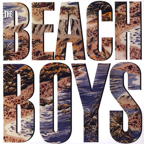 BEACH BOYS - BEACH BOYS LP