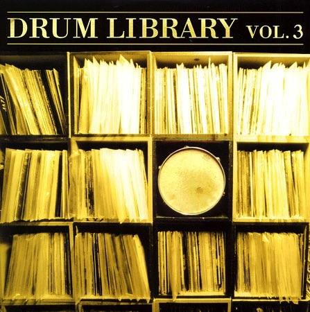 PAUL NICE - DRUM LIBRARY VOL. 3 LP
