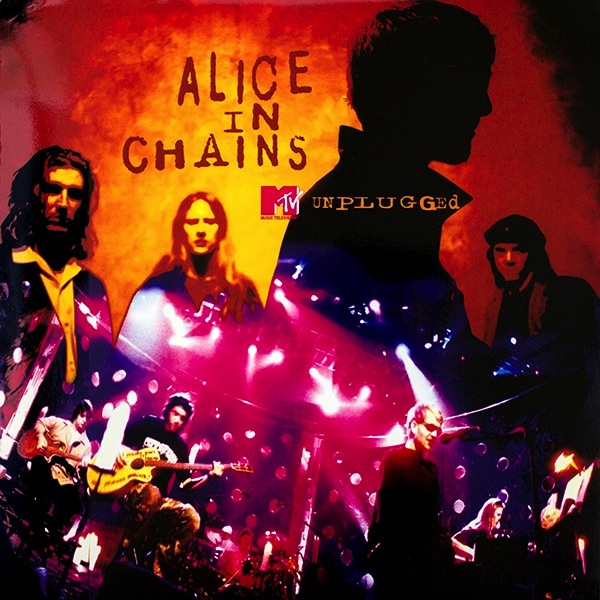 ALICE IN CHAINS - MTV UNPLUGGED LP