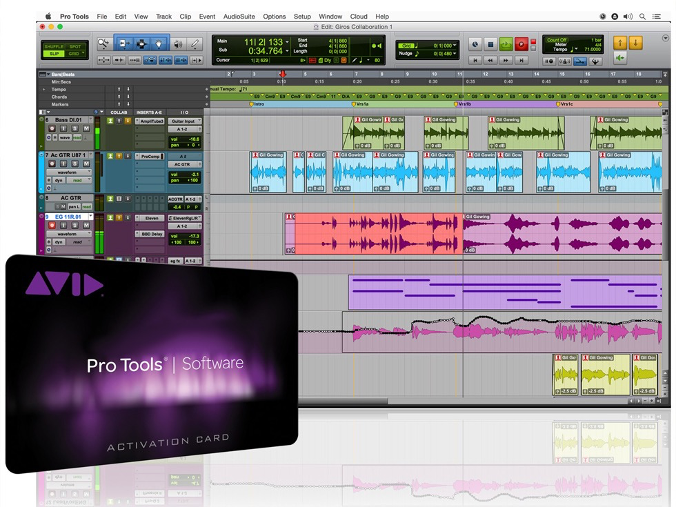 AVID - PROTOOLS (ANNUAL SUBSCRIPTION) STUDENT /TEACHER EDU