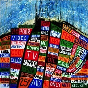 RADIOHEAD - HAIL TO THE THIEF 2LP (180G)