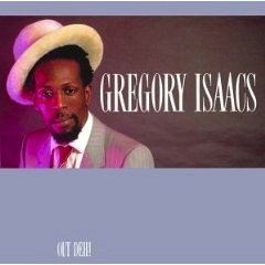 GREGORY ISAACS - OUT DEH! LP