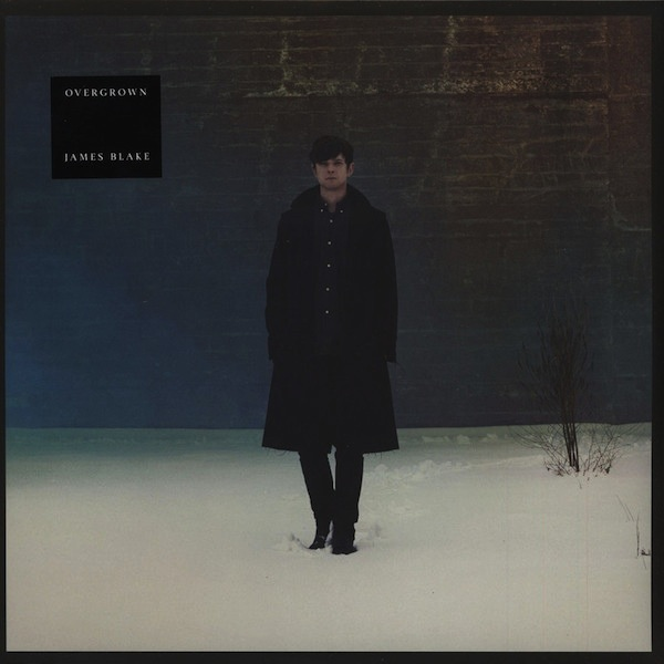 JAMES BLAKE - OVERGROWN 2LP