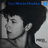 LIZZY MERCIER DESCLOUX - PRESS COLOR 2LP