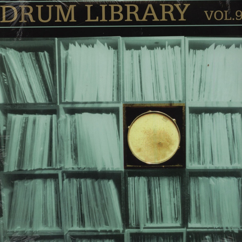 PAUL NICE - DRUM LIBRARY VOL. 9 LP