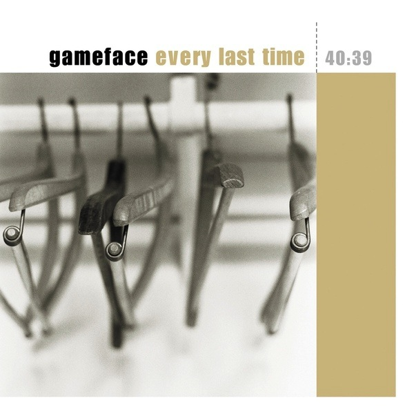 GAMEFACE - EVERY LAST TIME LP + DOWNLOAD CODE (COLORED VINYL)