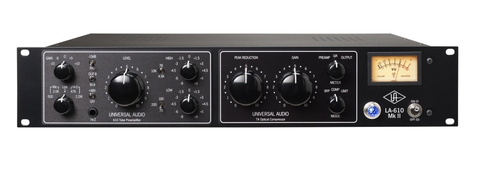Universal Audio - LA-610 MKIIChannel Strip