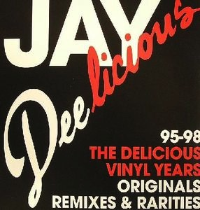 JAY DEE - JAY DEELICIOUS: THE DELICIOUS VINYL YEARS LP