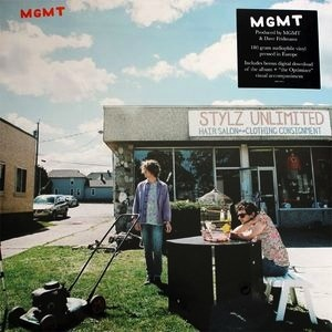 MGMT - S/T LP (180G)