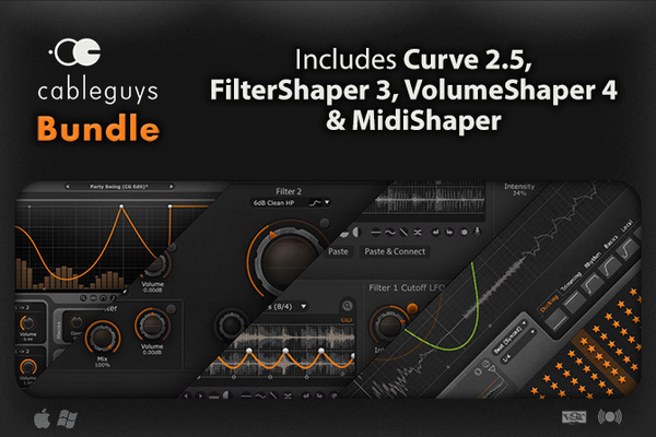 Cableguys - Cableguys Bundle -  All Cableguys plugins. Save 40% (Download)