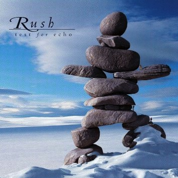 RUSH - TEST FOR ECHO 2LP