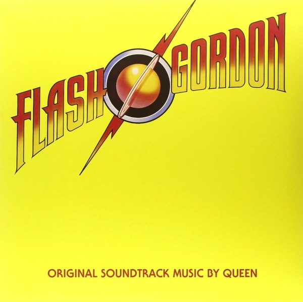 QUEEN - FLASH GORDON (REMASTERED) LP