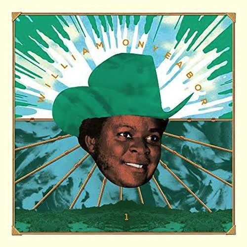 WILLIAM ONYEABOR - VOL. 1 5LP BOX SET