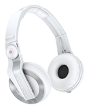 Pioneer - Hdj-500 Headphones White