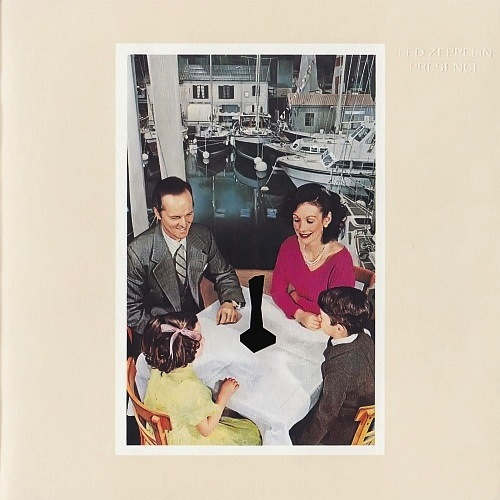 LED ZEPPELIN - PRESENCE 2LP (180 GRAM)