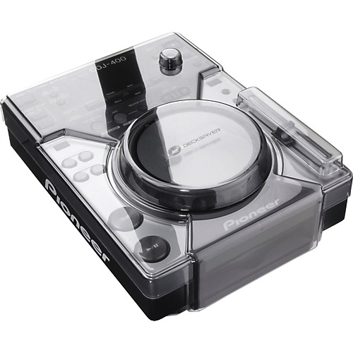 DECKSAVER - POLYCARBONATE COVER for PIONEER CDJ 400