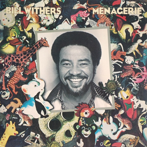 Bill Withers ‎– Menagerie LP