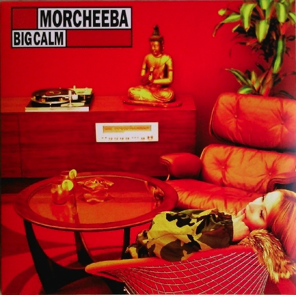 MORCHEEBA - BIG CALM LP