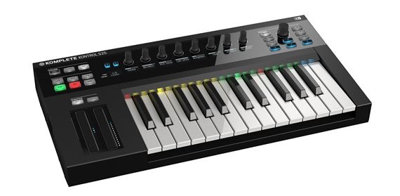 NATIVE INSTRUMENTS - KOMPLETE KONTROL S25 KEYBOARD