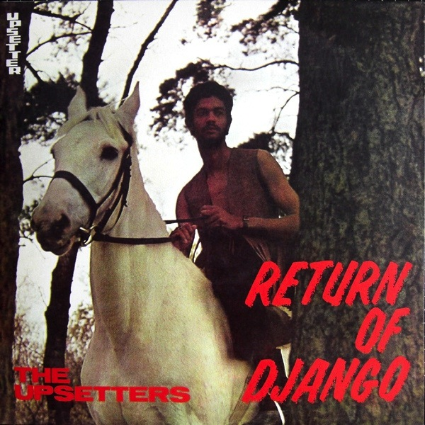 LEE PERRY - RETURN OF DJANGO LP