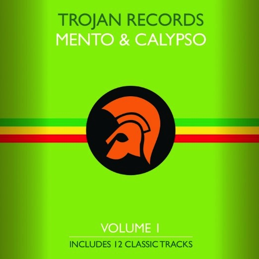 VARIOUS - TROJAN RECORDS - MENTO & CALYPSO VOL. 1 LP