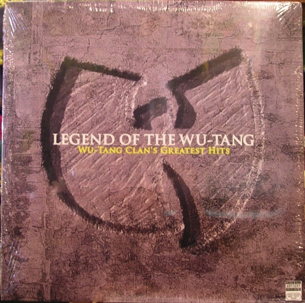 WU-TANG CLAN - LEGEND OF THE WU-TANG: WU-TANG CLAN'S GREATEST HITS (2XLP)