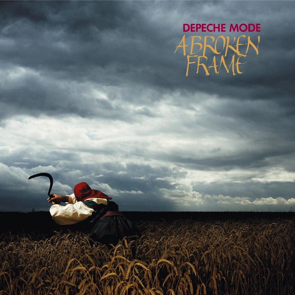 DEPECHE MODE - A BROKEN FRAME LP (180 GRAM )