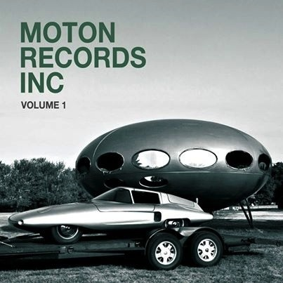 V/A - MOTON RECORDS LONG PLAYER VOL. 1 LP