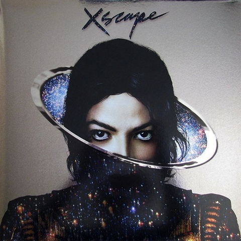 MICHEAL JACKSON - XSCAPE LP