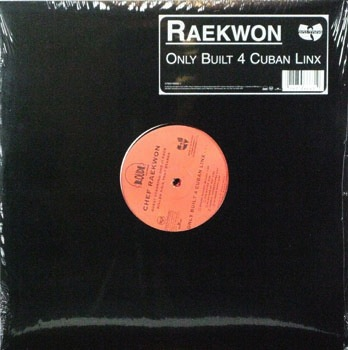 CHEF RAEKWON - ONLY BUILT 4 CUBAN LINX 2LP