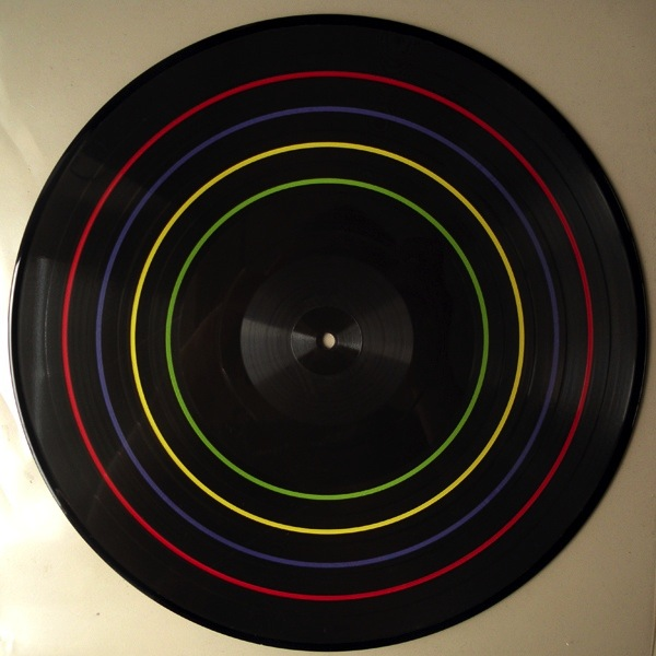 BLOC PARTY - FOUR PIC DISC LP