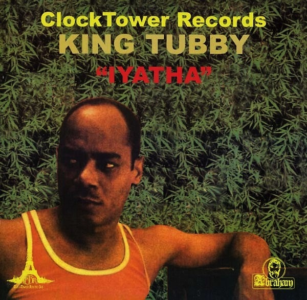 KING TUBBY - IYATHA LP