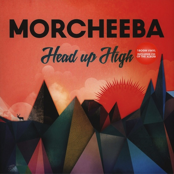 MORCHEEBA - HEAD UP HIGH 2LP