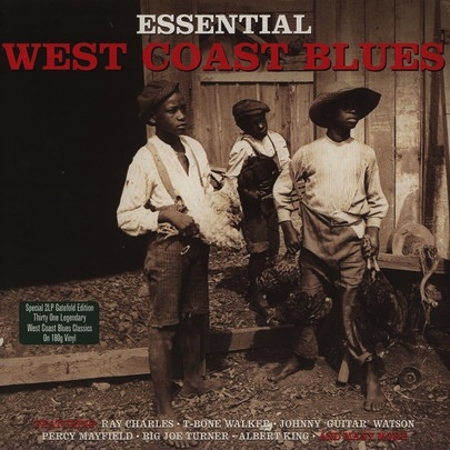 VARIOUS - ESSENTIAL WEST COAST BLUES 2LP (180G)