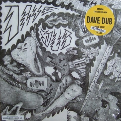 DAVE DUB - THE TREATMENT 2LP