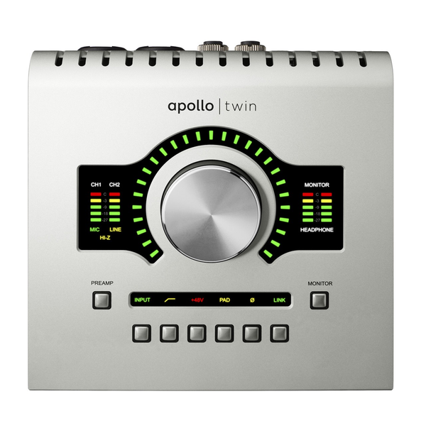 Universal Audio - APOLLO TWIN SOLO