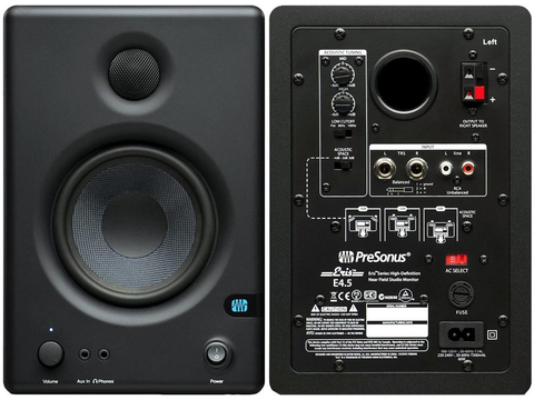PRESONUS - ERIS E4.5 HIGH-DEFINITION ACTIVE STUDIO MONITOR