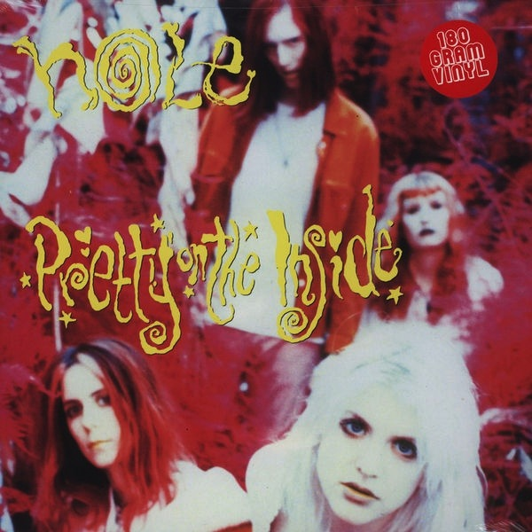 HOLE - PRETTY ON THE INSIDE LP (180 GRAM)