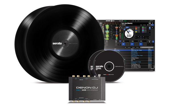 Denon - Dj Ds-1 Serato Digital Vinyl Audio Interface