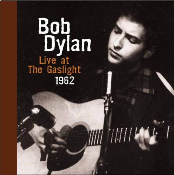 BOB DYLAN - GASLIGHT CAFE, NYC 9/6/1961 LP
