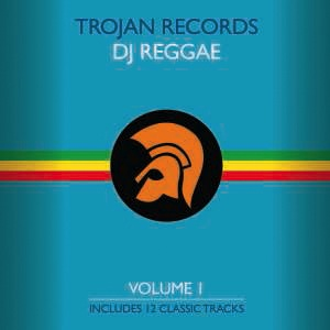 VARIOUS - TROJAN RECORDS DJ REGGAE VOL. 1 LP