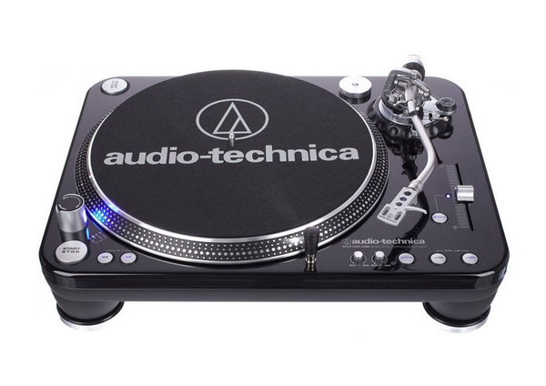 AUDIO TECHNICA - ATLP-1240-USB PROFESSIONAL DIRECT DRIVE TURNTABLE