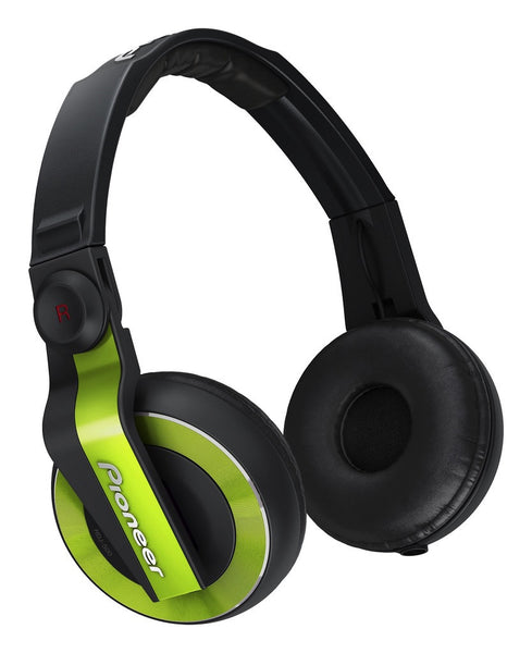 PIONEER - HDJ-500 HEADPHONES GREEN