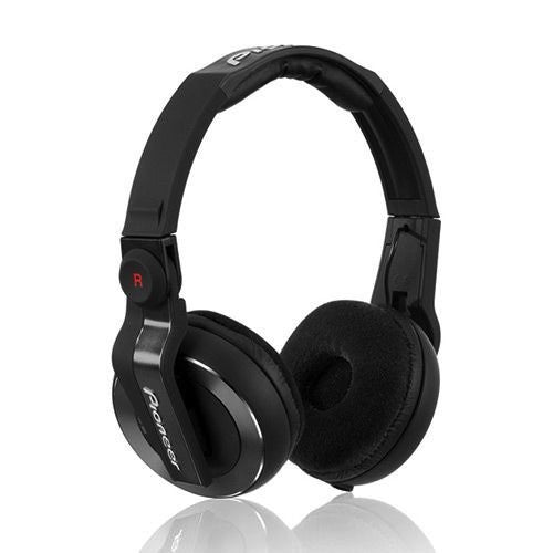 Pioneer - Hdj-500 Headphones Black