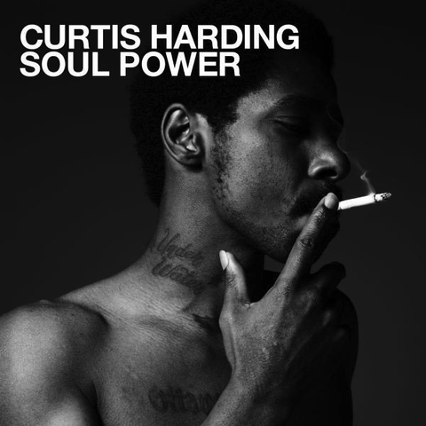 CURTIS HARDING - SOUL POWER LP
