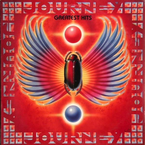 JOURNEY - GREATEST HITS 2LP